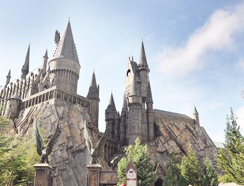 Hogwarts!