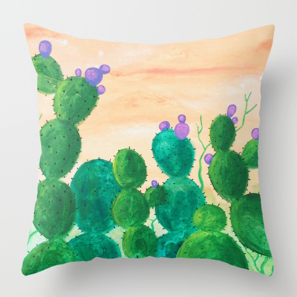 the-prickly-sunset-pillows