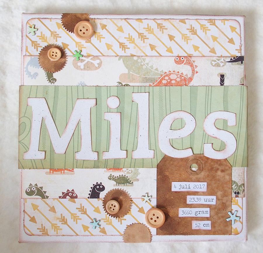 name-painting-naamschilderijtje-geboortegeschenk-Miles-01