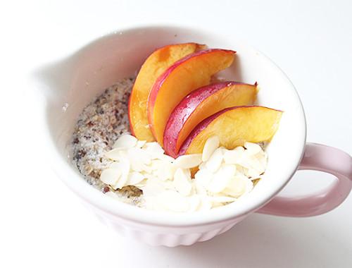 nectarine oats